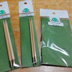 付替え輪針セットのおすすめ!英文パターン編み物で使いやすい編み針レビュー